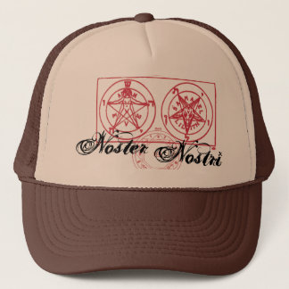 byg, Noster, Nostri Trucker Hat