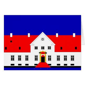 Bygholm Palace Card