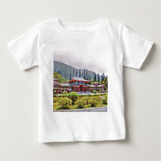 Byodo-In Temple Oahu Baby T-Shirt