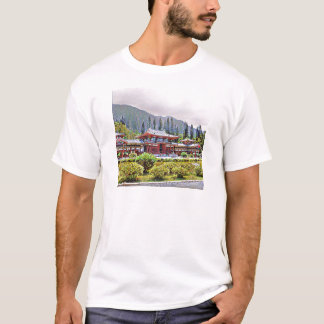 Byodo-In Temple Oahu T-Shirt