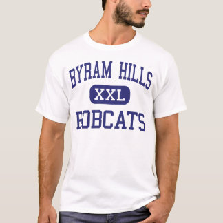 Byram Hills - Bobcats - High - Armonk New York T-Shirt