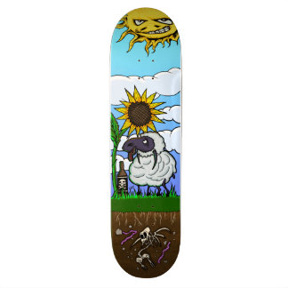 Byrd-Sheep Skate Decks