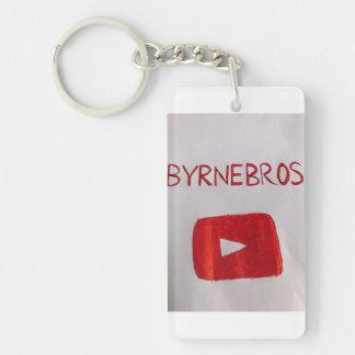 byrne bros keychain