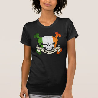 Byrne Irish Skull T-Shirt