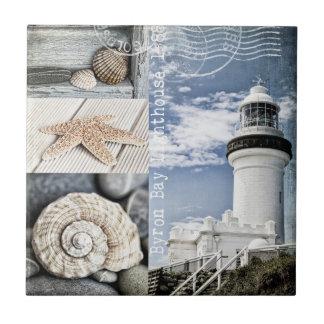 Byron Bay Lighthouse Tile