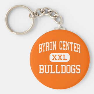 Byron Center - Bulldogs - High - Byron Center Keychain