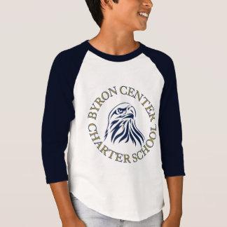 Byron Center Charter 3/4 Sleeve Shirt