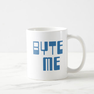 Byte Me Coffee Mug