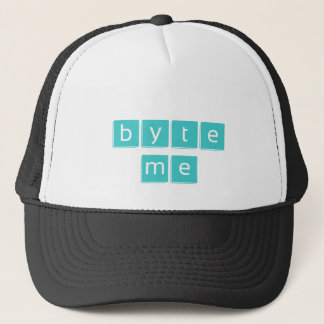 Byte Me Trucker Hat