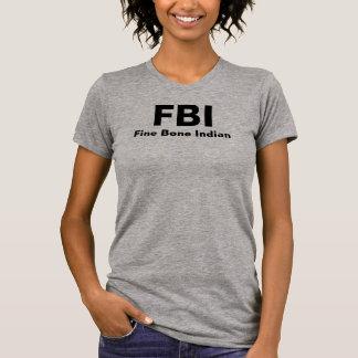 BYW - Fine Bone Indian T-Shirt