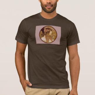 Byzantine Brunette, 1897 T-Shirt
