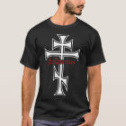 Byzantine Cross & Eagle T-Shirt
