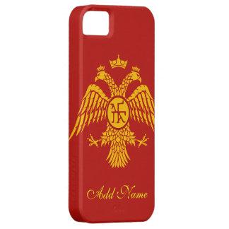 Byzantine Flag iPhone 5 Case