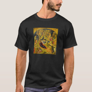 Byzantine Nativity T-Shirt