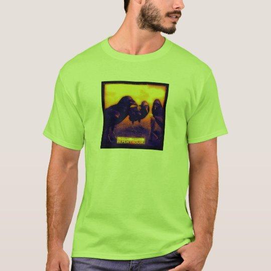 BZ Art: Neon Crows T-Shirt
