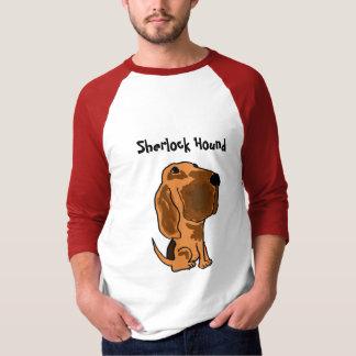 BZ- Sherlock Hound Bloodhound Shirt