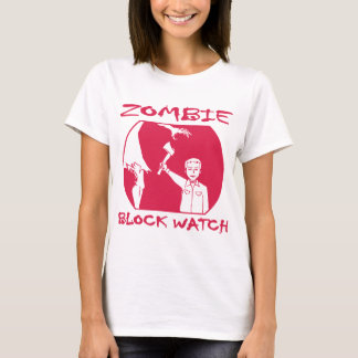 BZRD Zombie Block Watch Shirt