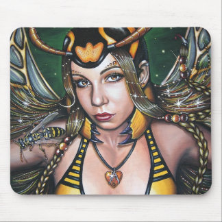 Bzzz Mouse Pad