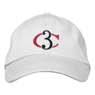 C3 Logo Adjustable Hat