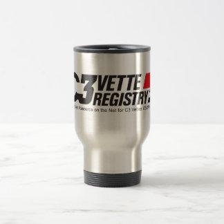 C3VR Logo Mug