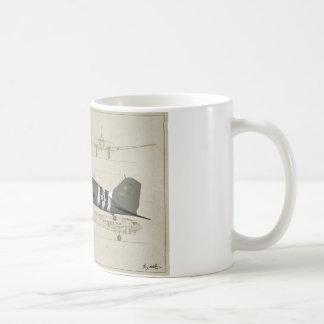 C47-Skytrain World-War-2 Transport Coffee Mug