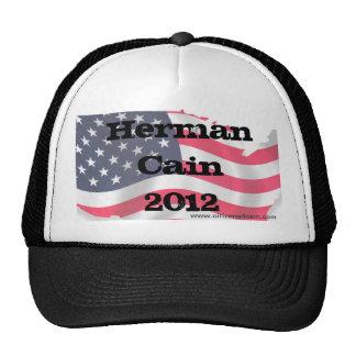 C4C Hat, Herman Cain 2012, www.citizens4cain.com Trucker Hat