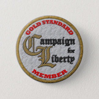 C4L GOLD Standard Member's Patch Button! 2 Inch Round Button