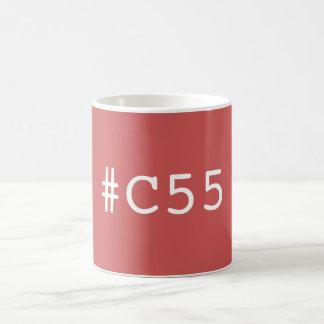 #C55 Hex Coding Funny Computer Geek CSS Coffee Mug