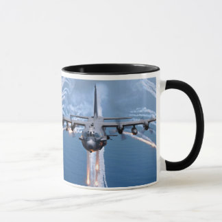 C-130 PUFF MAGIC DRAGON SHOOTING FLARES MUG