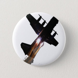 C-130 WITH JATOS ON 2 INCH ROUND BUTTON