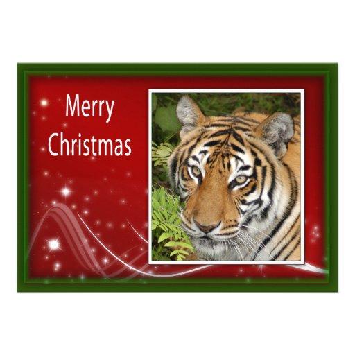 c-2011-tiger-029 invitations personnalisables
