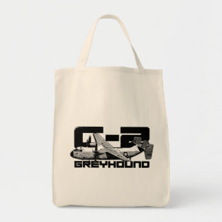 C-2 Greyhound Grocery Tote
