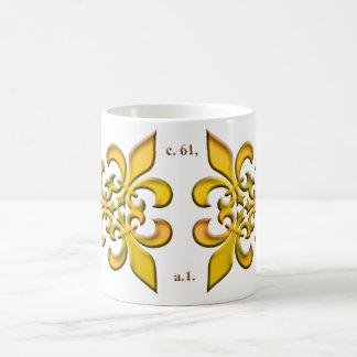 c. 61, a.1. FANCY Coffee Mug