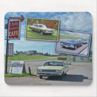 C-Body Cafe Mouse Pad