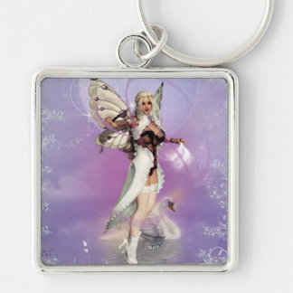 C.C. CeeCee ~Lover Of Swans~ Keychain