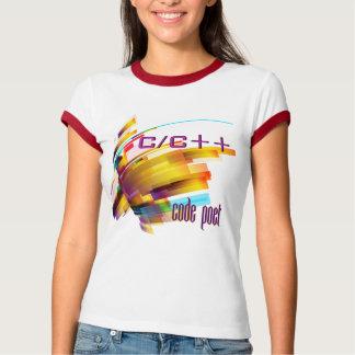 C-C++- Code Hurricane T-Shirt