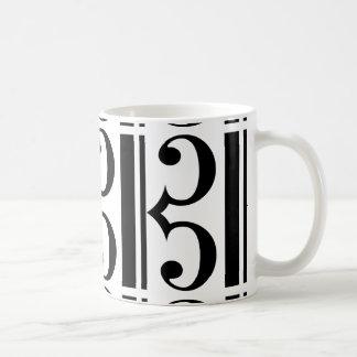 C-Clef Coffee Mug