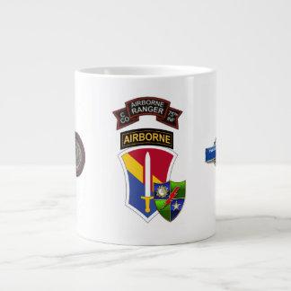 C Company RANGER 75th Infantry I FFV Jumbo Mug