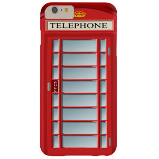 C.E. British Phone Booth iphone case