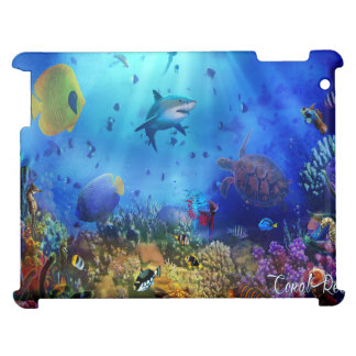C.E. Coral Reef ipad Phone Case Cover For The iPad 2 3 4