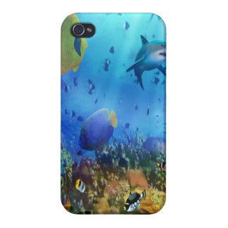 C.E. Coral Reef Phone Case iPhone 4/4S Cover