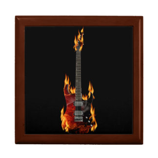 C.E. Fire Guitar Gift Box
