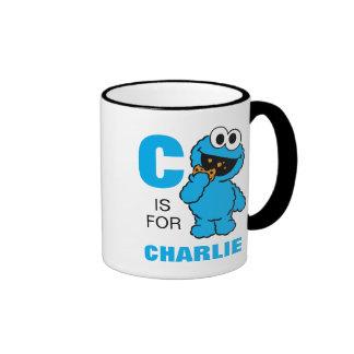 C est pour le monstre de biscuit mug ringer