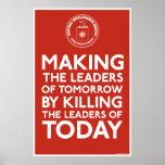 C.I.A. Leaders Print