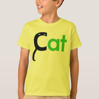 C is for Cat Shirt