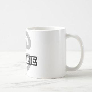 C is for Charlie Coffee Mug