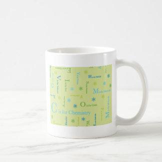 C is for Chemistry Coffee Mug