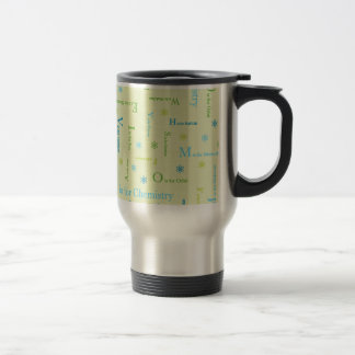 C is for Chemistry Travel Mug