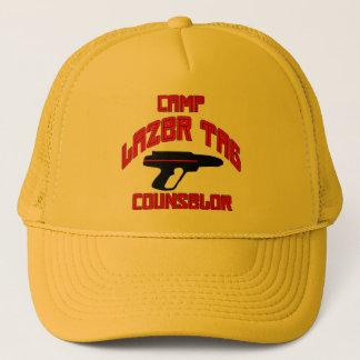 C.L.T. counselors hat