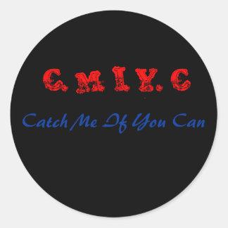 C M I Y C autocollant